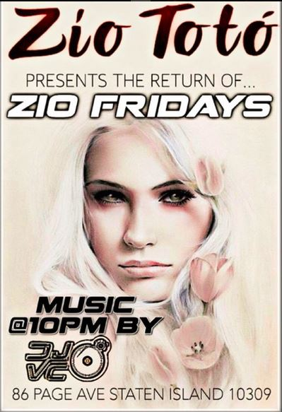 Zio Fridays